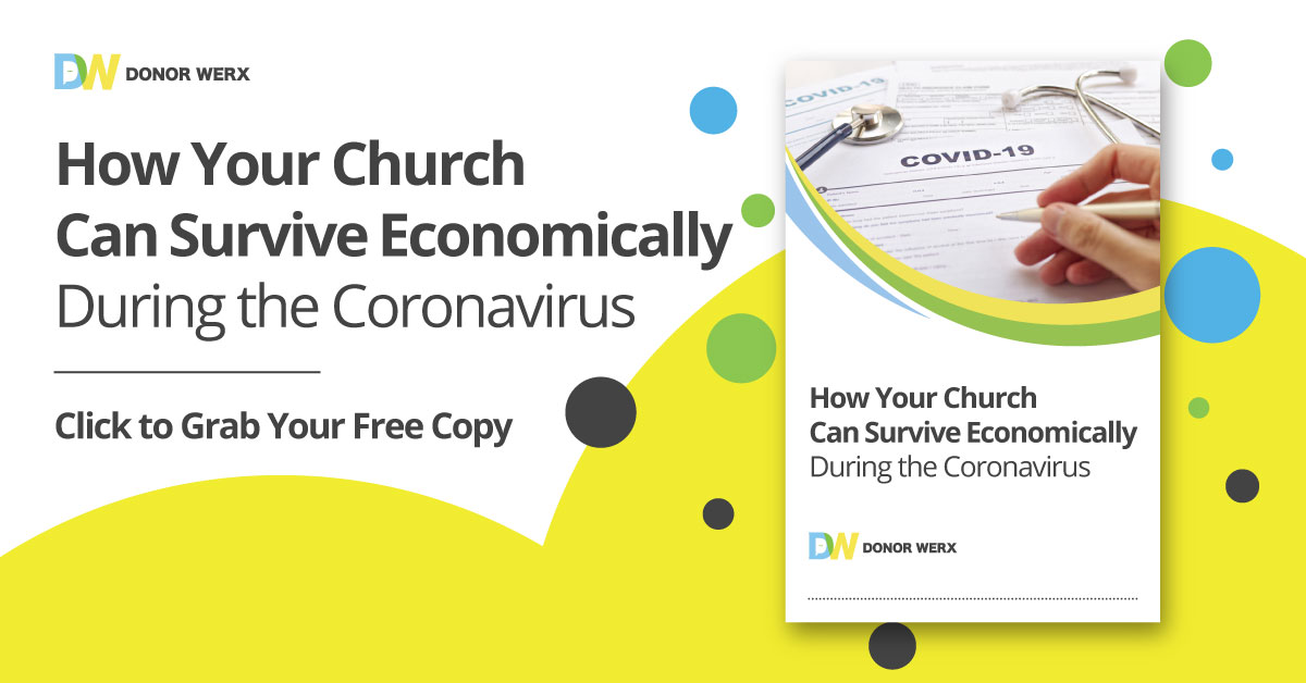 How Your Church Can Survive Economically during Covid-19