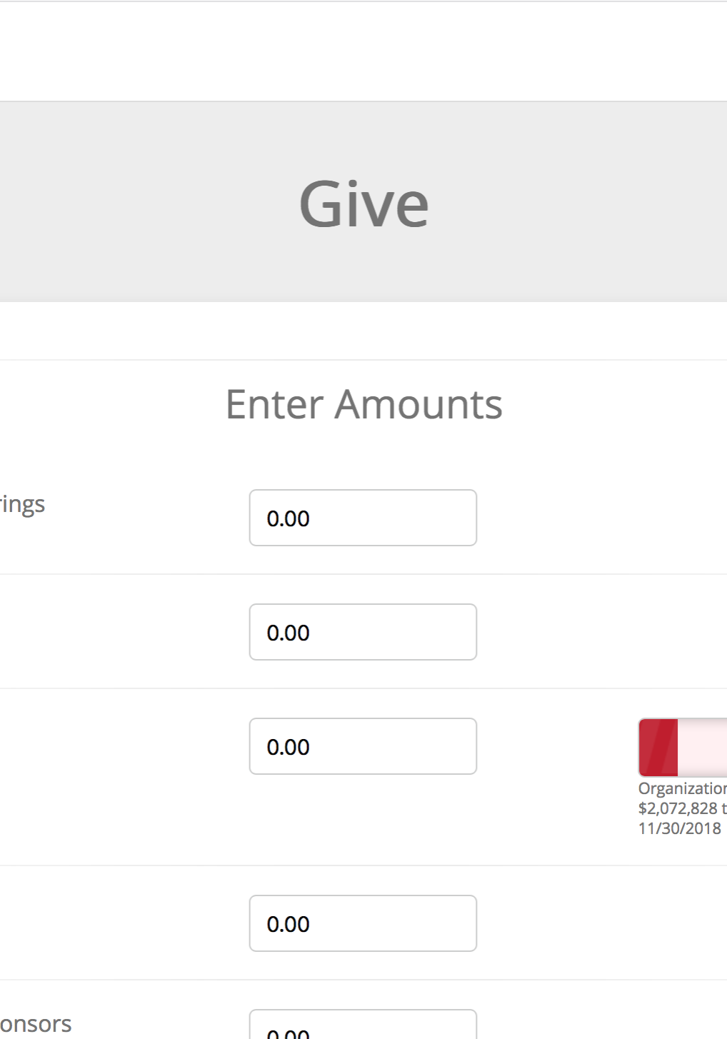 donorwerx online giving software